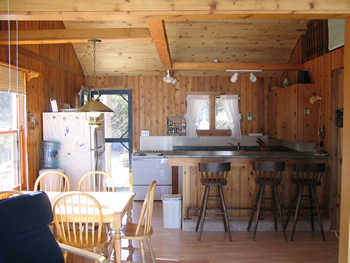 Interior Pictures Of Our Cottage On Newboro Lake